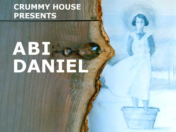 announcement for Abi Daniel Book